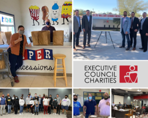 FOR THE KIDS – DONOR SPOTLIGHT: EXECUTIVE COUNCIL CHARITIES