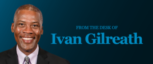 FROM THE DESK OF IVAN